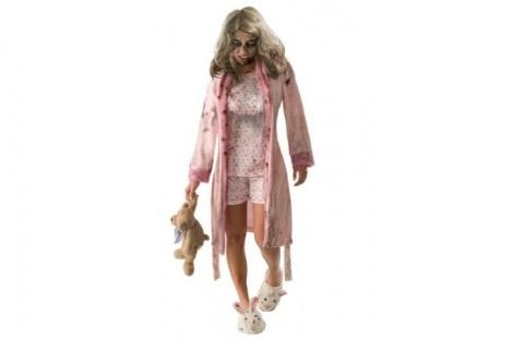 disfraces halloween faciles mujer niña diabolica