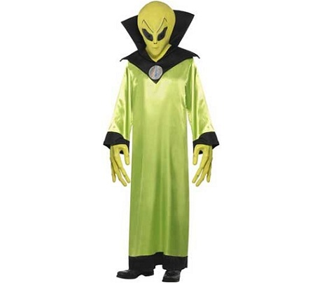 disfraces halloween originales alien