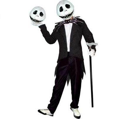 disfraces halloween originales jack