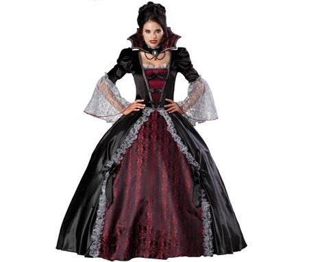 disfraces halloween originales vampiresa