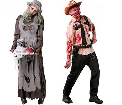 disfraces halloween originales walking