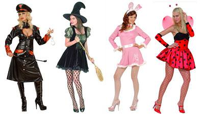 disfraces halloween sexy