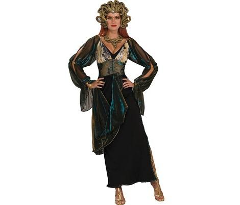 disfraces mujer originales medusa