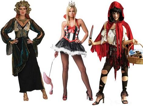 disfraces mujer originales