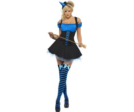 disfraces sexys halloween bruja