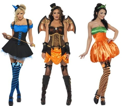 disfraces sexys halloween