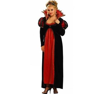 disfraz vampiresa clásico