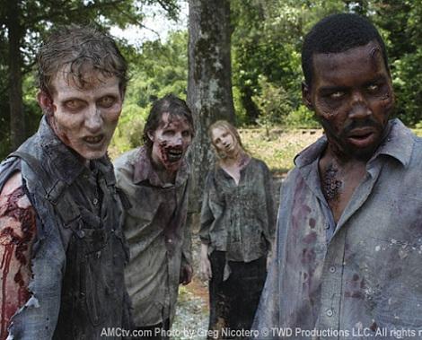disfraz zombie walking