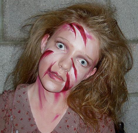 maquillaje halloween tutoriales