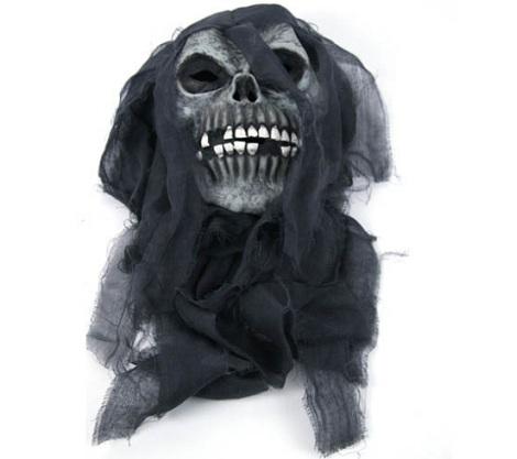 mascaras halloween muerte