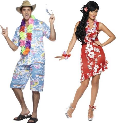 Disfraces de verano para adultos