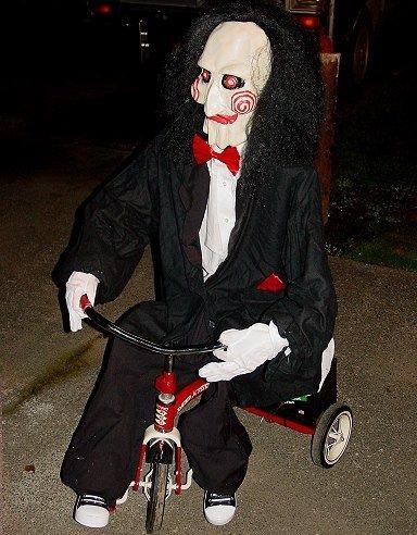 disfraz saw Halloween