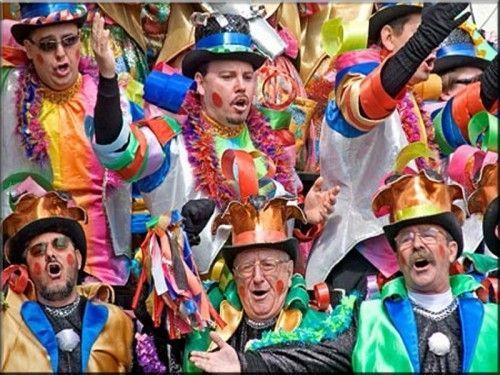cuándo es carnaval 2013