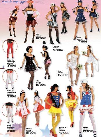 disfraces mujer juguettos