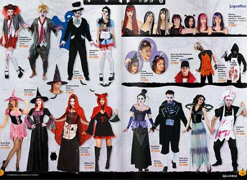 disfraces adultos juguettos halloween 2013