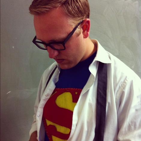 Disfraz de Clark Kent