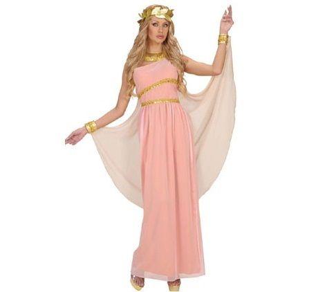 disfraz de romana barato para mujer