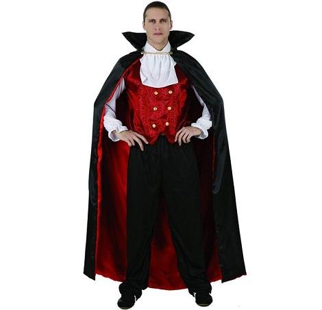 disfraz vampiro barato