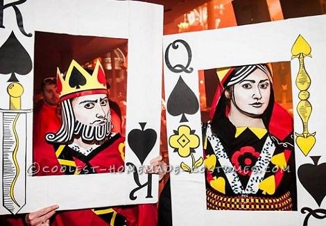 Los disfraces caseros más divertidos para el Carnaval 2014 cartas