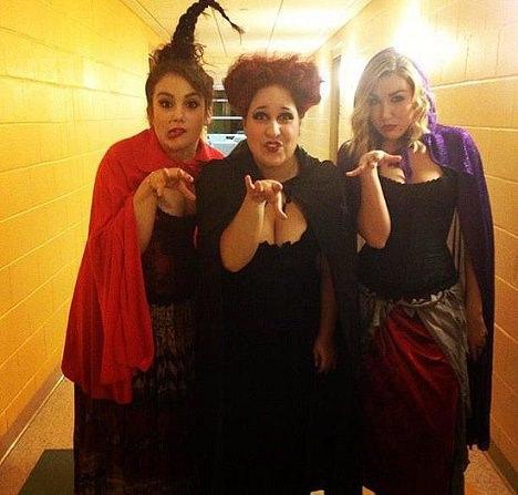 disfraz de el retorno de las brujas