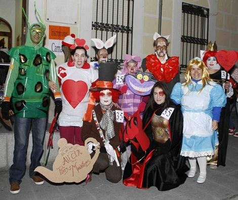 Disfraces caseros originales carnaval 2013