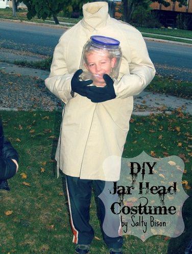 Cómo hacer un disfraz de hombre sin cabeza paso a paso
