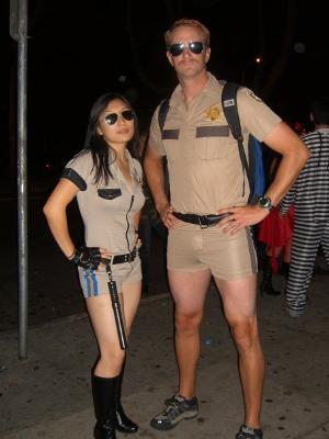 Disfraz De Policia Casero
