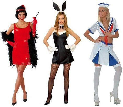 disfraces de halloween 2013 para mujeres caseros