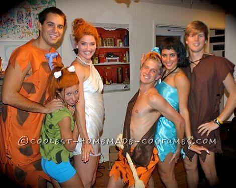 disfraces para grupos carnaval 2013