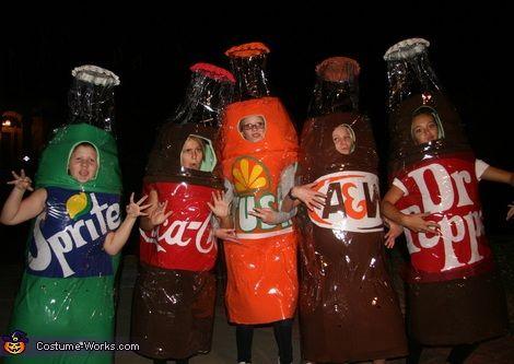 disfraces originales para grupos