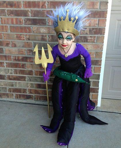 disfraces caseros de halloween para nios 2014