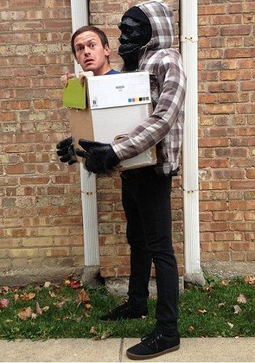 Disfraces divertidos de halloween hechos a mano - Disfraces originales hechos en casa ...