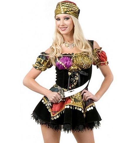 disfraces sexys halloween 2013 hechos en casa pirata