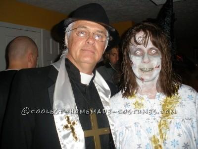 disfraz de el exorcista