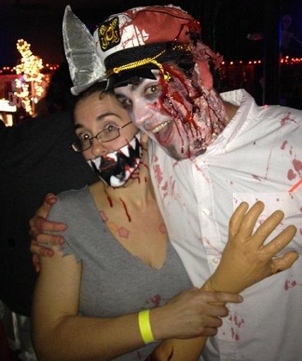 disfraces caseros de halloween para parejas