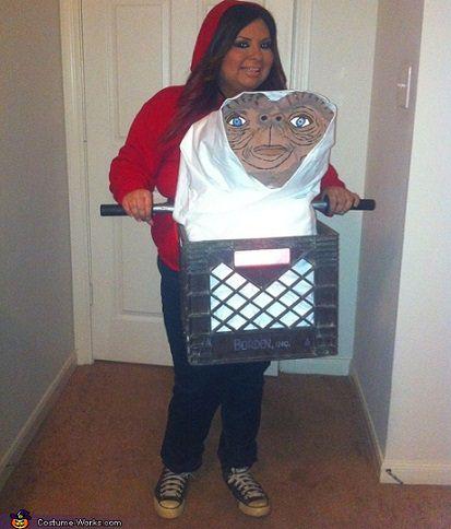 Disfraces caseros para mujeres Halloween 2013
