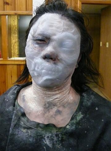 los disfraces más terroríficos de halloween monstruo