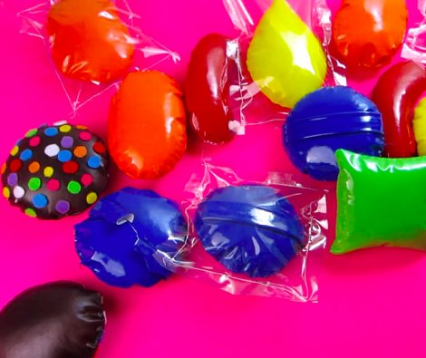 Cómo hacer un disfraz de Candy Crush Saga paso a paso