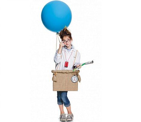 8 disfraces rapidos para niños