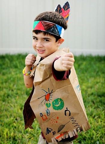 disfraces de verano fáciles para hacer con niños
