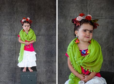 disfraz de Frida