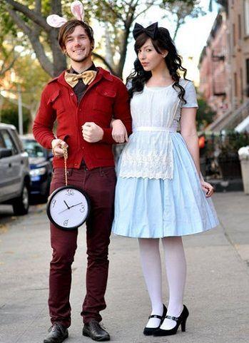 8 disfraces caseros para parejas