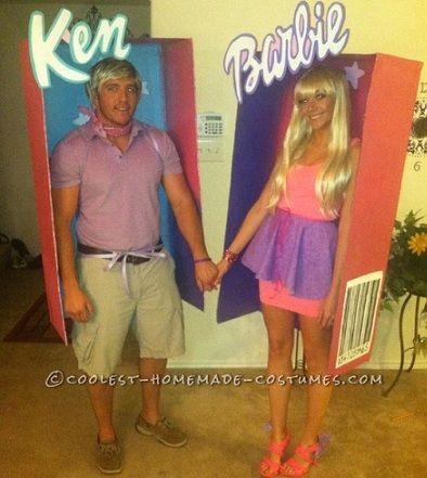 disfraces de carnaval caseros para parejas
