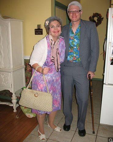 disfraces faciles para parejas