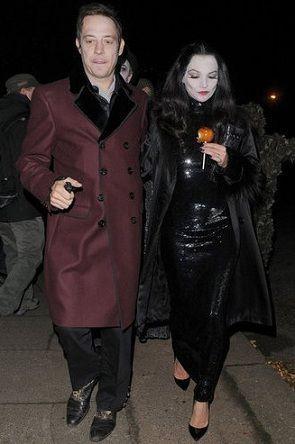los ultimos disfraces en pareja de los famosos