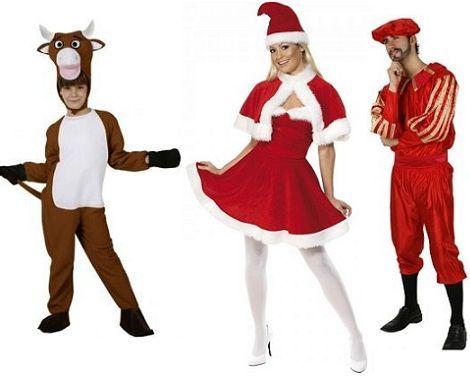 Disfraces de navidad imagui - Disfraces para navidad ...