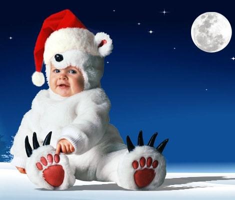 Disfraces de navidad para beb de tom arma - Disfraces navidad para bebes ...