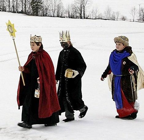 Cómo hacer un disfraz casero de los Reyes Magos