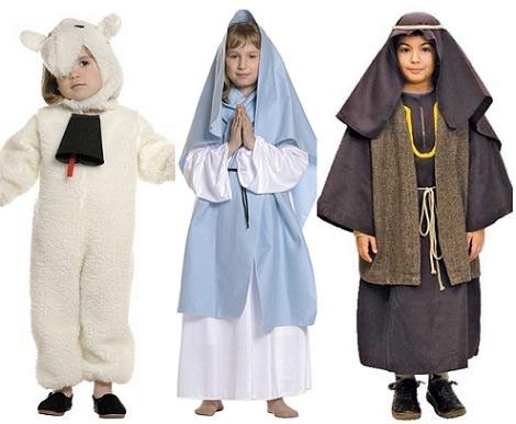 Disfraces baratos para niños Navidad 2013
