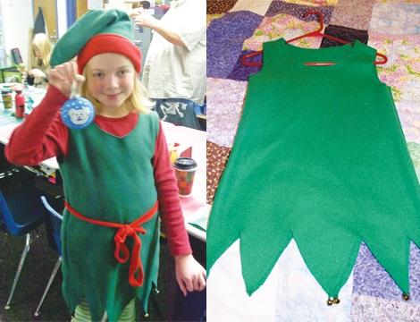 Como Hacer Un Disfraz De Duende O Elfo Casero - Como-hacer-un-disfraz-casero